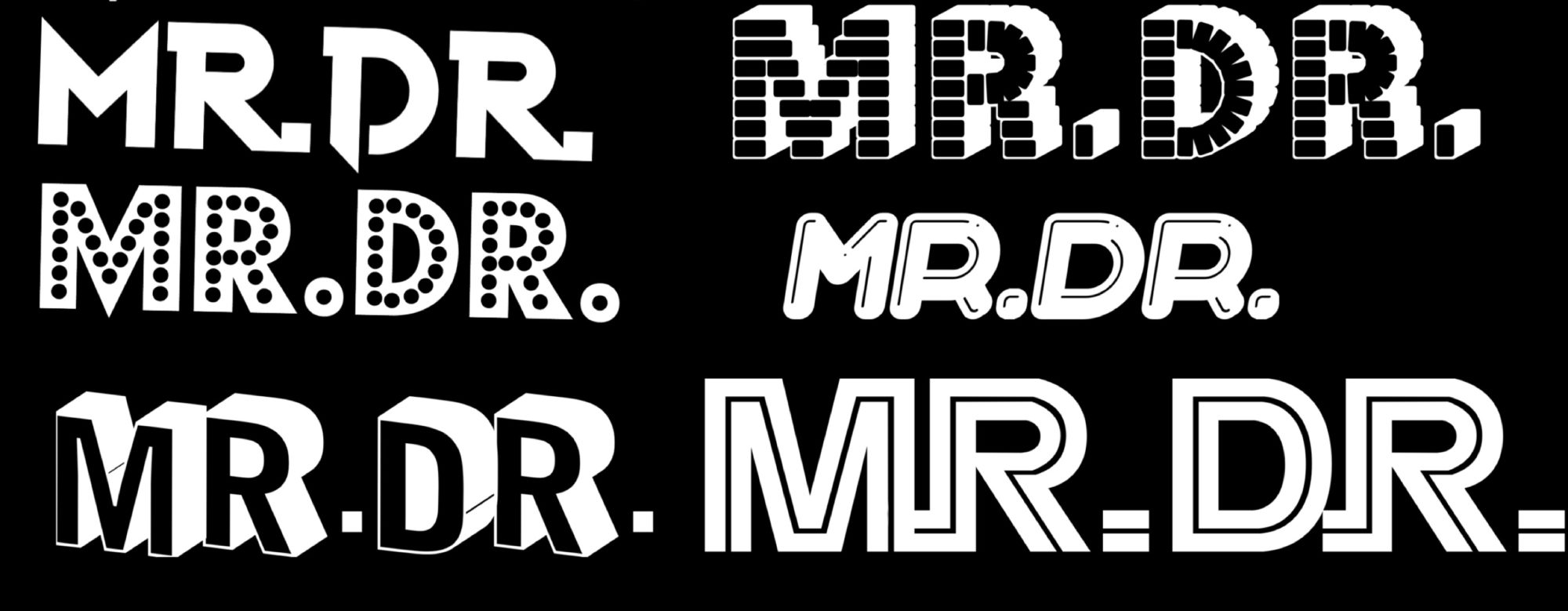 Mark Stenger Presents: MISTERDOCTER! A Spot 2 Shop 4 You. Not You Know Who...